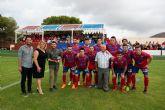 Reconocimiento al Mazarr�n FC