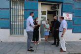 El Ayuntamiento destina 48.230€ a la 'Cesta de la compra solidaria' para las campañas de ayuda alimentaria de Cáritas y Cruz Roja