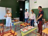 'El Alba' cuenta con dos nuevas aulas