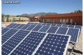 Murcia, entre las comunidades autónomas con más rápida amortización de una instalación solar residencial