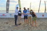 El Madison Beach Volley Tour desembarca en San Javier este fin de semana