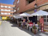 El Ayuntamiento de Puerto Lumbreras permitirá ampliar terrazas a la hostelería local durante las Fiestas Patronales y otorgará ayudas económicas para contratar espectáculos en directo