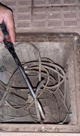 El Ayuntamiento torreño solicita la colaboración ciudadana contra el robo de cableado en el alumbrado público