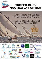 La vela latina regresa al calendario deportivo de la mano del Club Náutico La Puntica