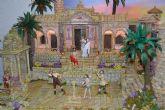 Crece el Diorama de la Pasión de Cristo de la exposición permanente de la Semana Santa torreña