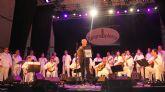 Francisco y los Parrandboleros cerraron los conciertos en la Caseta Municipal de Puerto Lumbreras