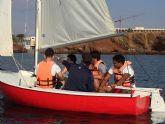 Comienza el programa educativo de deportes náuticos financiado por el ayuntamiento