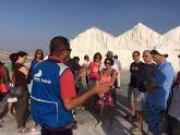 Un total de 70 personas conocen las salinas de San Pedro en una visita guiada