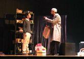 'El señor Ibrahim y las flores del Corán' brilla en el 'V Certamen Juan Baño' de teatro amateur de Las Torres de Cotillas