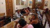 El Patronato de la Fundación La Santa se reune con los representantes de Adsyse