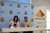 Convenio con Amusal para promocionar en Archena la economía social, fomentar el empleo y el desarrollo económico del municipio