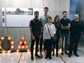 L+A arquitectos & The Pink Panther Collective, equipo ganador del Concurso de Ideas para la Rehabilitación Integral del Centro Cívico de Roldán, que será en breve rehabilitado