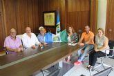 La asociación ADA Mar Menor promueve la vela y el buceo adaptado en San Pedro del Pinatar