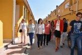 Fomento invierte más de 358.000 euros en la rehabilitación integral de 51 viviendas de promoción pública en Archena