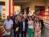 El Cifea de Molina participa en un proyecto europeo sobre la producción de alimentos de forma sostenible