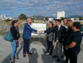 Ciudadanos consigue que se inicie el proyecto para la construcción de una rotonda junto al colegio Sixto López de Fortuna