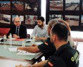 El Ayuntamiento de Los Alcázares prepara un dispositivo de seguridad que cubrirá el Día del Caldero en el que se esperan 60.000 personas