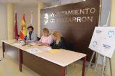 Los comerciantes locales volverán a ser protagonistas de la nueva campaña de 'Amazarrón'