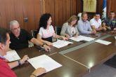 El Ayuntamiento y las asociaciones locales reafirman su compromiso con el deporte base