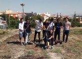Arranca la III edición del Programa Formativo Profesional en actividades auxiliares de viveros y jardines, organizado por El Candil