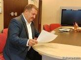 El Secretario General del PSOE de Totana, Andrés García Cánovas, presenta su precandidatura a la Alcaldía para las elecciones municipales de 2019