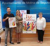 La primera edición del Jazz Festival de Molina de Segura se celebra los días 19 y 20 de octubre