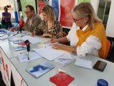 El Ayuntamiento de Molina de Segura firma un convenio con la Asociación MEMPLEO para la inserción sociolaboral de drogodependientes y enfermos mentales crónicos en 2019