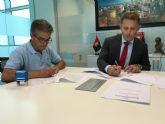 El Ayuntamiento firma un convenio de colaboración con la Asociación Columbares para desarrollar proyectos de empleabilidad.