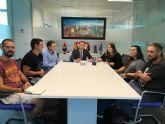 El Ayuntamiento firma un convenio de colaboración con la Asociación de Fiestas de Balsicas