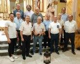 La Campana de Auroros 'Nuestra Señora del Rosario' de Las Torres de Cotillas festeja a su Patrona