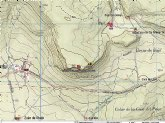Rescatan a un senderista accidentado en una zona montañosa en El Sabinar