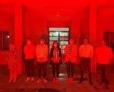 Alguazas muestra su apoyo en el Día de la Dislexia