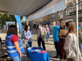 Murcia colabora en el proyecto 'El derecho a ver' con motivo del Día Mundial de la Visión