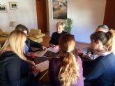 Usuarios del centro de día realizarán prácticas en empresas del municipio