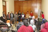 Voluntarios de Murcia Acoge impartirán clases de español para inmigrantes