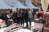 Inaugurada la Feria del Comercio en Puerto Lumbreras