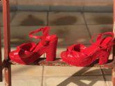 'Zapatos Rojos' contra la violencia de género