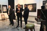 Los 'Retratos de cine' de Jesús Lorente se exponen en el Museo Barón de Benifayó