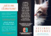 La Concejalía de Bienestar Animal del Ayuntamiento de Los Alcázares pone en marcha el Plan Municipal de Gestión y Control de Colonias Felinas