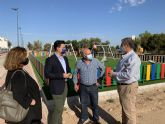 El Ayuntamiento invierte 300.000euros en distintas mejoras en la pedanía de Roda