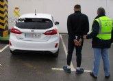 La Guardia Civil detiene al conductor que atropelló mortalmente a un peatón en agosto de 2018 en Totana y se dio a la fuga