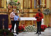 La Navidad torreña arranca con el pregón de la Cofradía de la Santa Mujer Verónica y Santísimo Cristo de la Caída