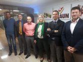 El Ayuntamiento de Molina de Segura sigue fomentando la actividad empresarial del municipio, y visita la firma Martin Braun SA