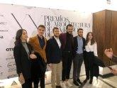 Pedro Jos� S�nchez ha sido premiado por un proyecto arquitect�nico por el Colegio de Arquitectos de la Regi�n de Murcia