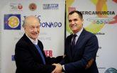 Acuerdo de colaboración entre Mercamurcia y la Fundación Jesús Abandonado