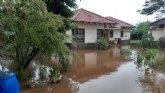El ciclón Burevi provoca inundaciones en dos Aldeas Infantiles SOS del sur de India y deja en la calle a multitud de familias vulnerables