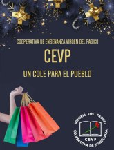 """""""Un cole para el pueblo"""" es la campaña de la Cooperativa de Enseñanza Virgen del Pasico CEVP para fomentar las compras en Torre - Pacheco"""