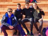 Destacada actuación del Club Atletismo Mazarrón en el Critérium Regional de Lorca