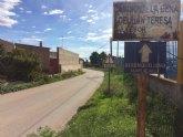 Se adjudica el contrato para la confecci�n de la 1ª Fase del Cat�logo de Caminos Rurales en el municipio de Totana