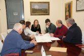 Gobierno local y Comunidad de Regantes colaboran en la mejora de las infraestructuras